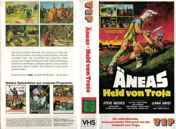 Äneas - Held von Troja (VEP)