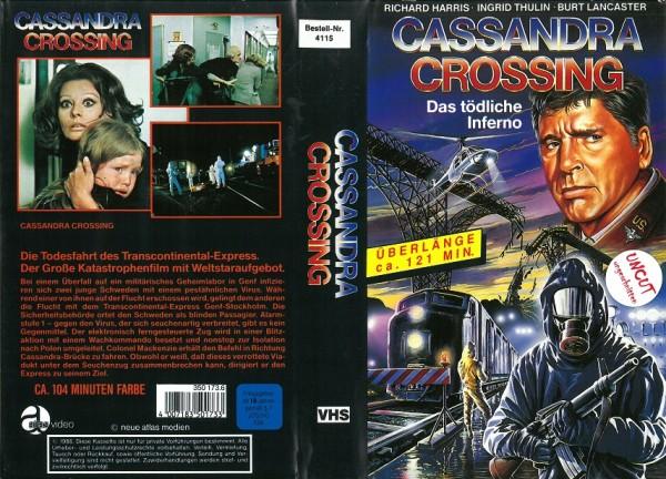 Cassandra Crossing - Treffpunkt Todesbrücke (Atlas)