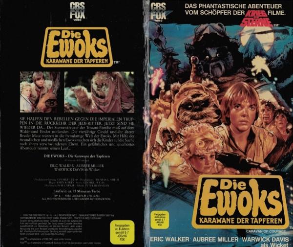 Ewoks, Die - Karawane der Tapferen (Hartbox)