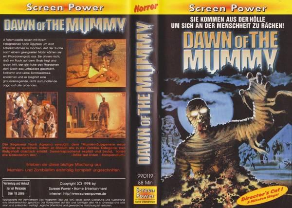 Dawn of the Mummy - Mumie des Pharao, Die