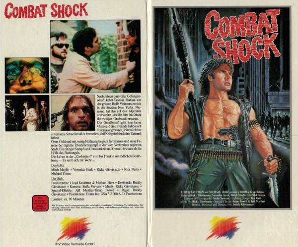 Combat Shock (IHV Hartbox)