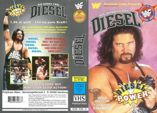 Big Daddy Cool Diesel (WWF Wrestling)