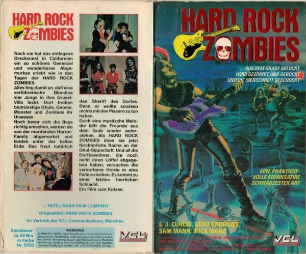 Hard Rock Zombies - Heavy Metal Zombies (Hartbox)