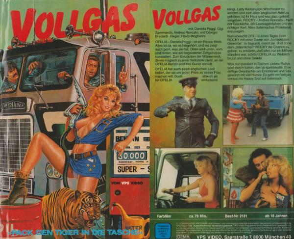 Vollgas - Pack den Tiger in die Tasche