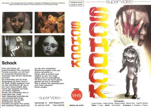 Schock - Satan´s Blood (Super Video)