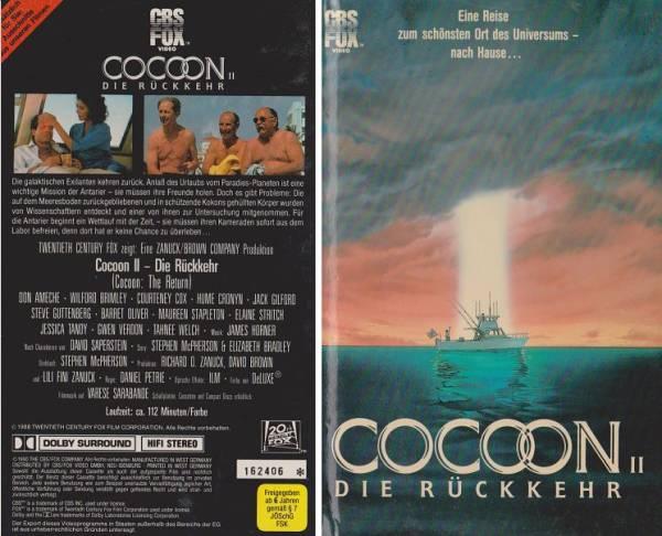 Cocoon 2 - Die Rückkehr (Hartbox)