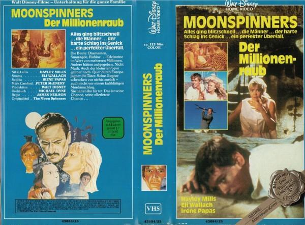Moonspinners - Der Millionenschatz