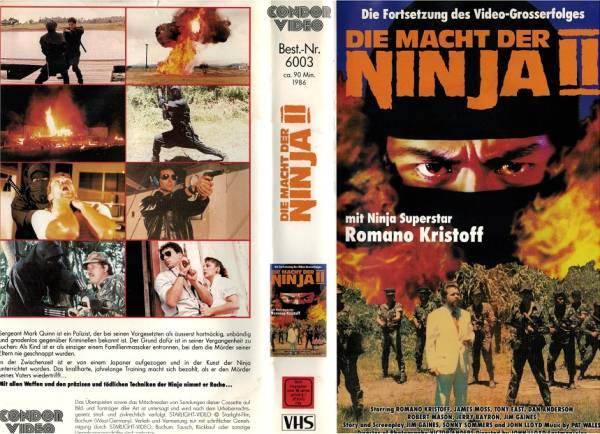 Macht der Ninja 2, Die - Double Edge