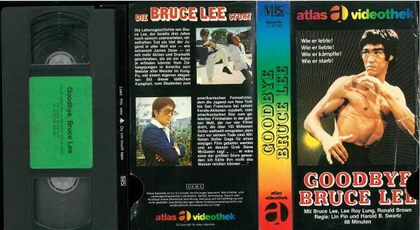 Goodbye Bruce Lee - Sein letztes Spiel mit dem Tod (Atlas Glasbox)