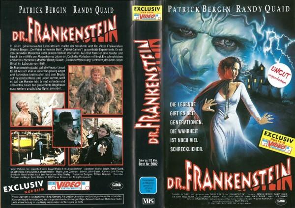 Dr. Frankenstein (Deutscher Video Ring)