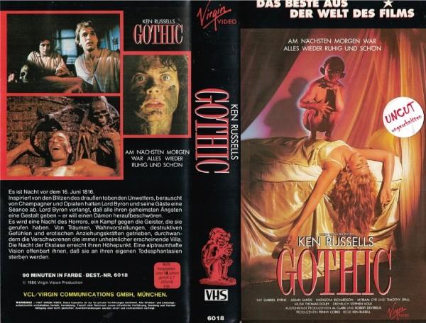 Gothic (alte Synchro!)
