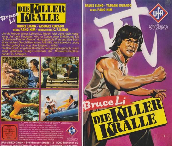 Killerkralle, Die