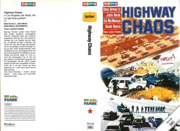 Highway Chaos - Gridlock