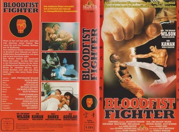 Bloodfist Fighter - Blood Fist