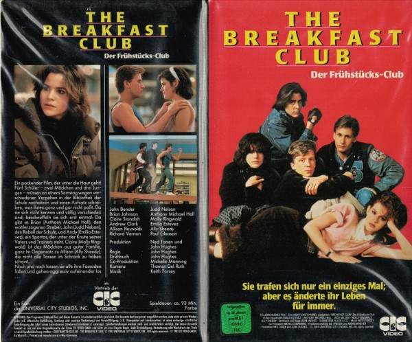 Breakfast Club, The - Der Frühstücksclub