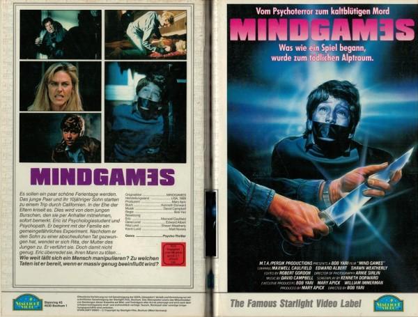 Mindgames - Vom Psychoterror zum kaltblütigen Mord (Hartbox)