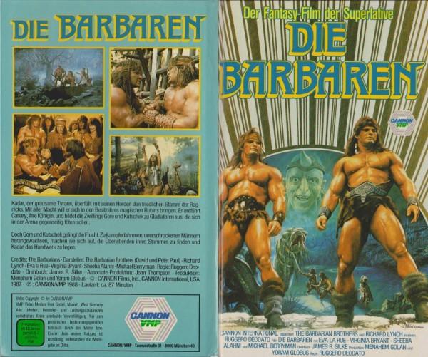 Barbaren, Die (Hartbox)