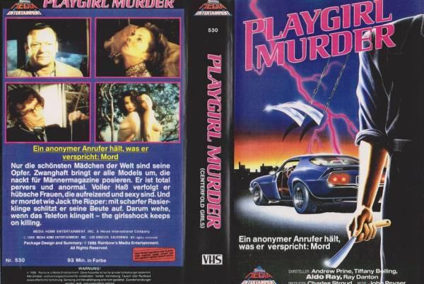 Playgirl Murder