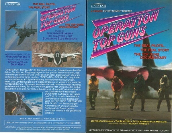 Operation Top Guns (Hartbox)