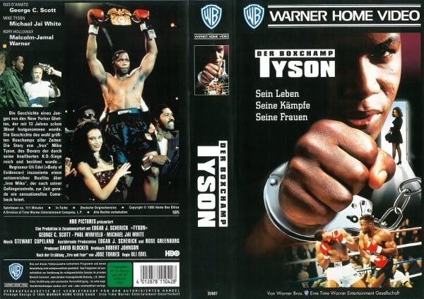 Tyson - Der Boxchamp (VK)