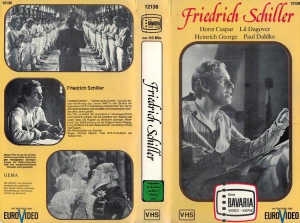 Friedrich Schiller - Der Triumph eines Genies
