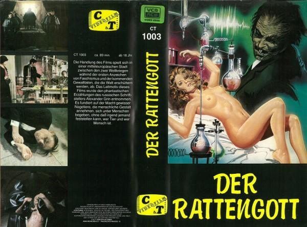Rattengott, Der (C & T Video) Video 2000