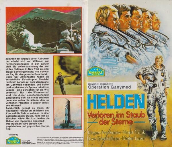Helden - Verloren im Staub der Sterne (Operation Ganymed - Hartbox)