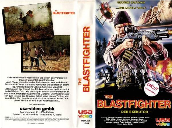 Blastfighter, The - Der Exekutor