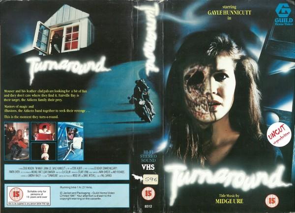 Turnaround - Torture - Trauma der Vergeltung (Guild Video UK Import)