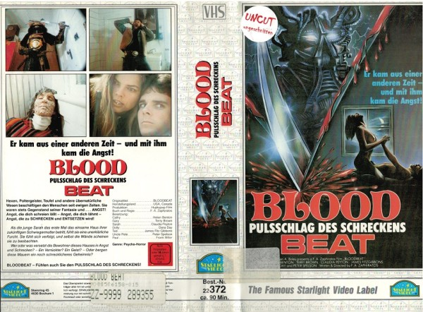 Blood Beat - Pulsschlag des Schreckens (EL)