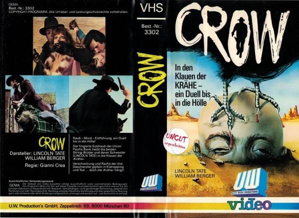 Crow - In den Klauen der Krähe
