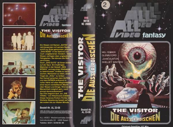 Visitor - Die Außerirdischen, The
