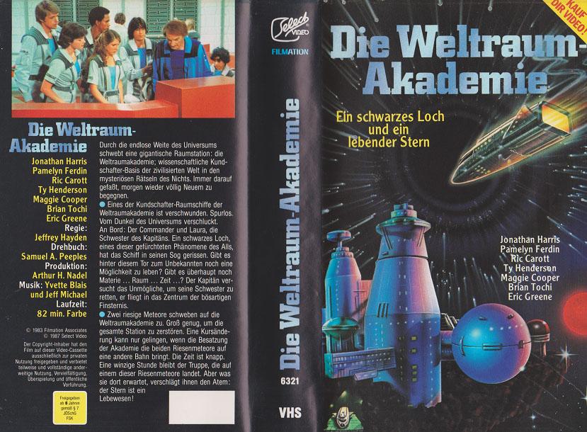 Weltraum Serie