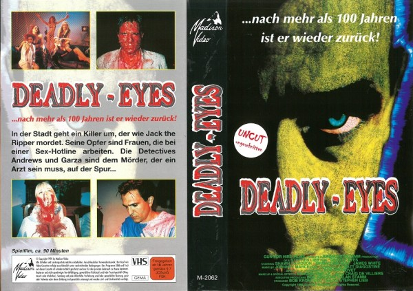 Deadly Eyes