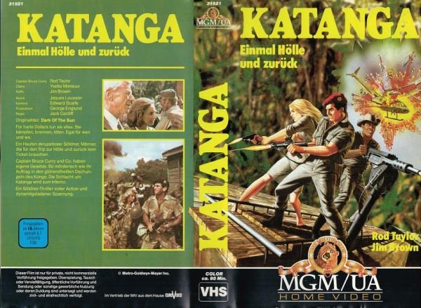 Katanga - Einmal Hölle und zurück