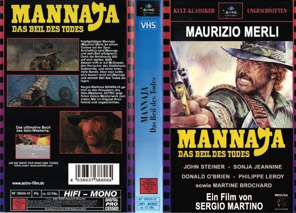 Mannaja - Das Beil des Todes (Astro)