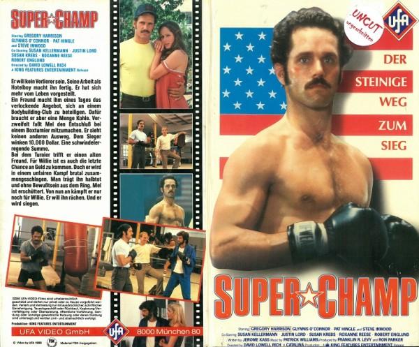 Super Champ - Der steinige Weg zum Sieg (Hartbox)