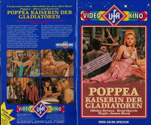 Poppea - Die Kaiserin der Gladiatoren (Hartbox Sterne)
