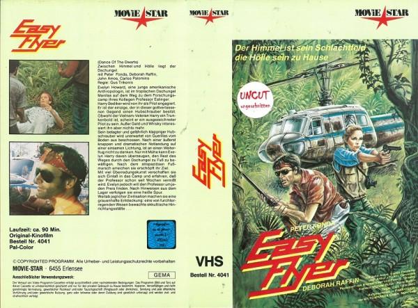 Easy Flyer - Im Dschungel des Schreckens Flug in die grüne Hölle (Movie Star)