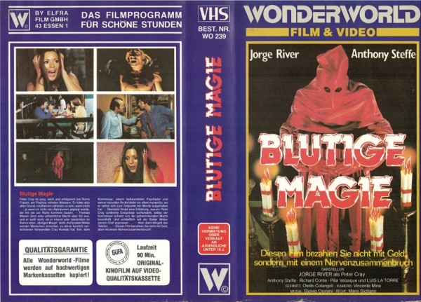 Blutige Magie (Wonderworld)