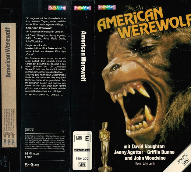 an analysis of the genre of an american werewolf in london a horror film Horror films are designed to: frighten & panic cause dread &alarm locations for any good horror genre film could be: abandoned houses an american werewolf in london (1981) batman forever (1995.