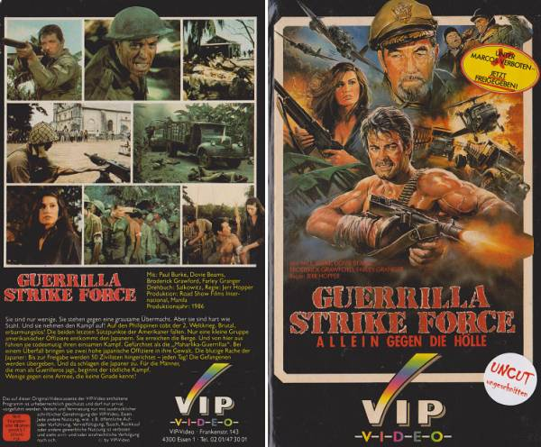Guerrilla Strike Force