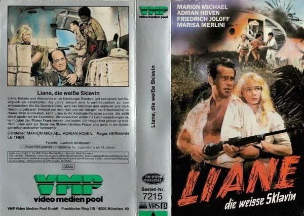 Liane - Die weiße Sklavin (VMP)
