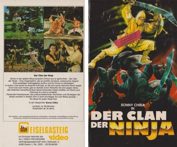 Clan der Ninja, Der