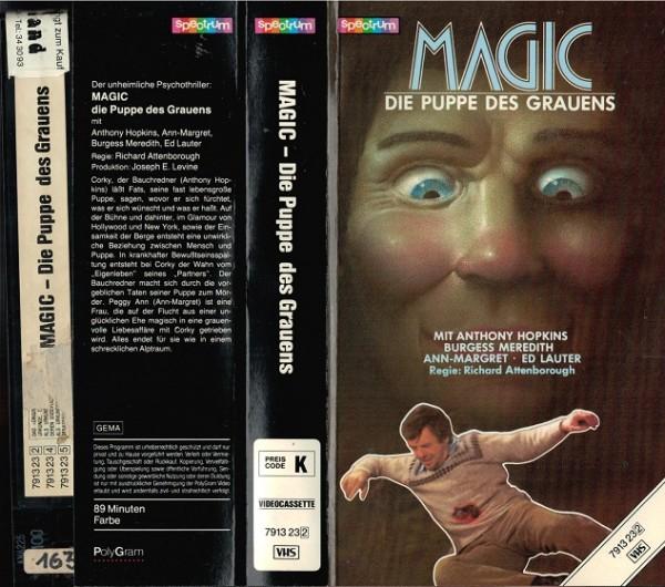 Magic - Die Puppe des Grauens (Glasbox)