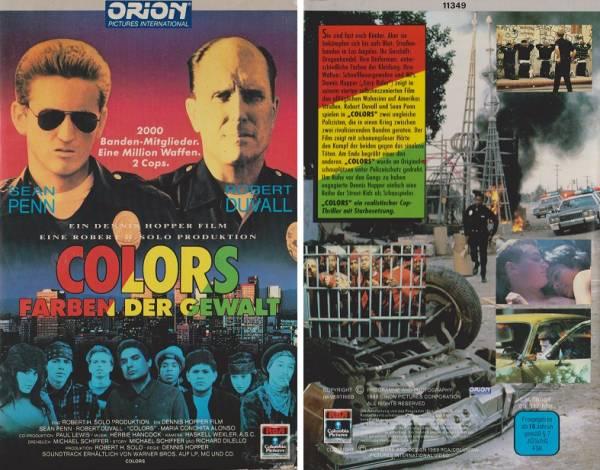Colors - Farben der Gewalt (Hartbox)