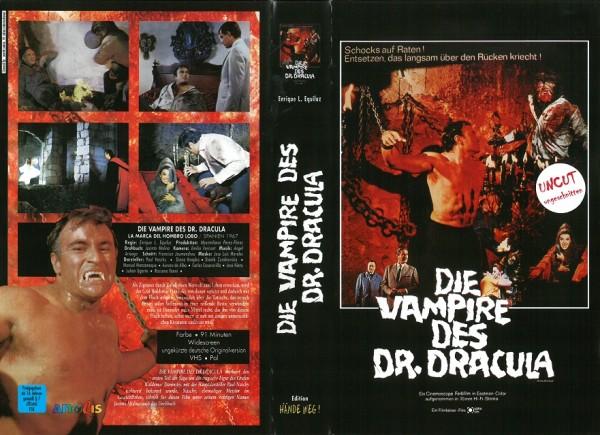 Vampire des Dr. Dracula, Die (Anolis - Hände Weg Edition)