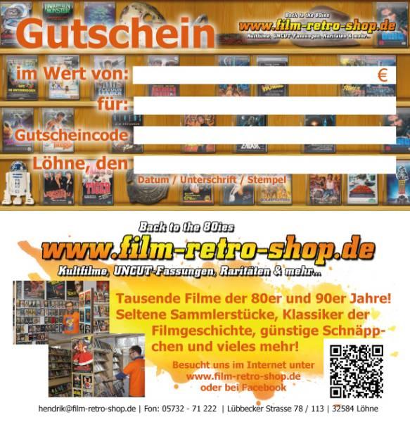 FRS Gutschein 50,- €