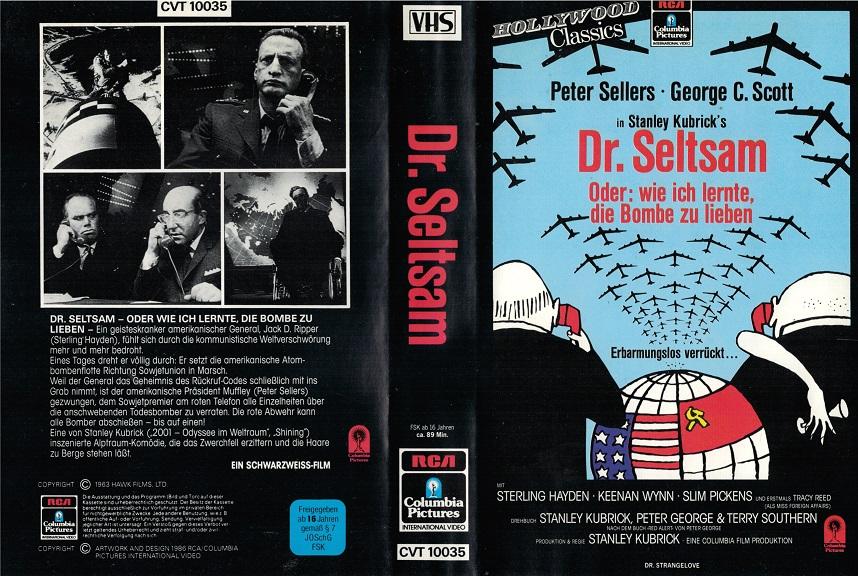 Dr Seltsam Oder Wie Ich Lernte Ganzer Film