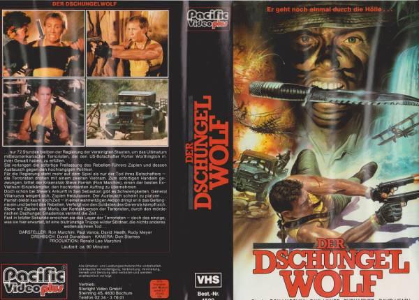 Dschungelwolf